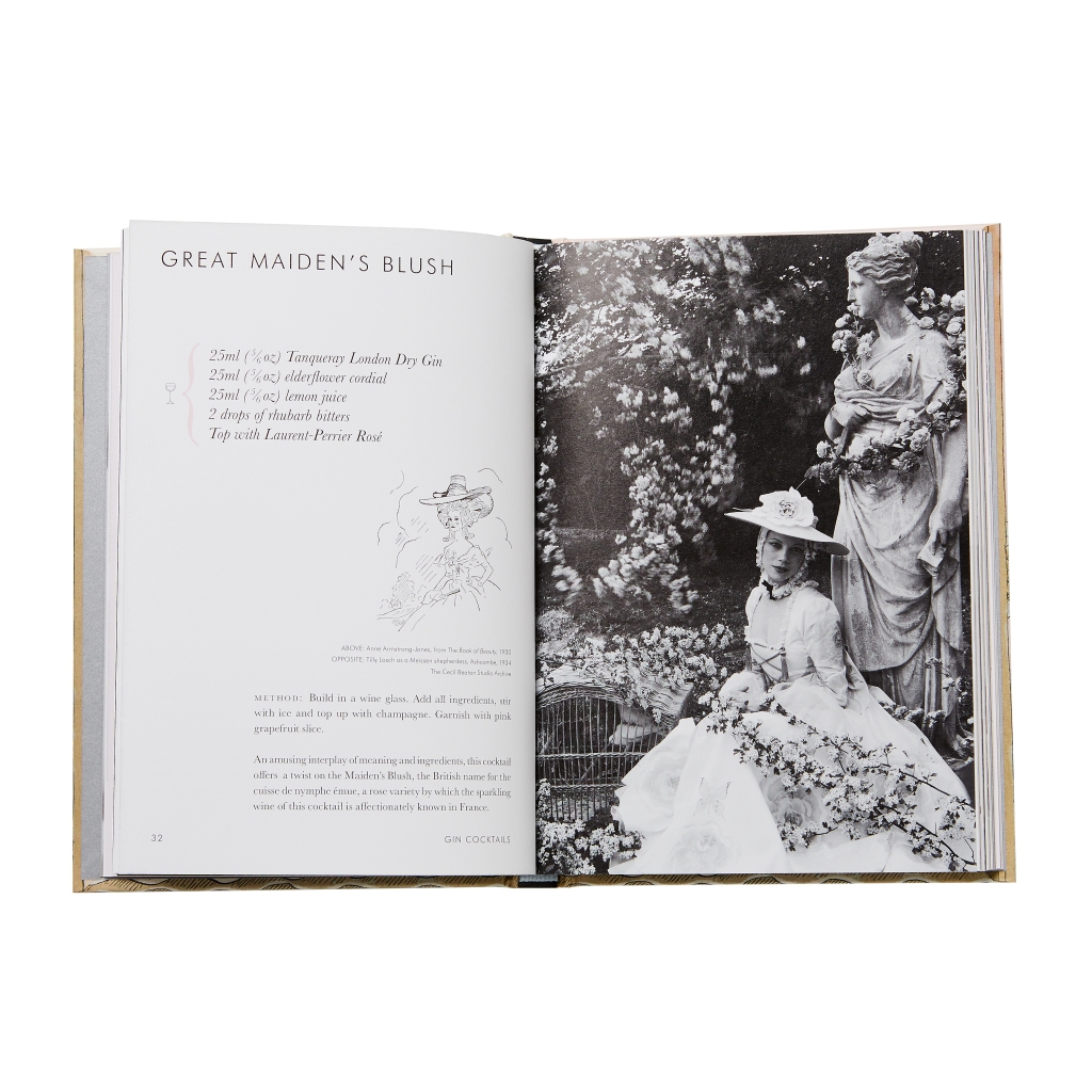 """Cecil Beaton's Cocktail Book available at arbook.com."""