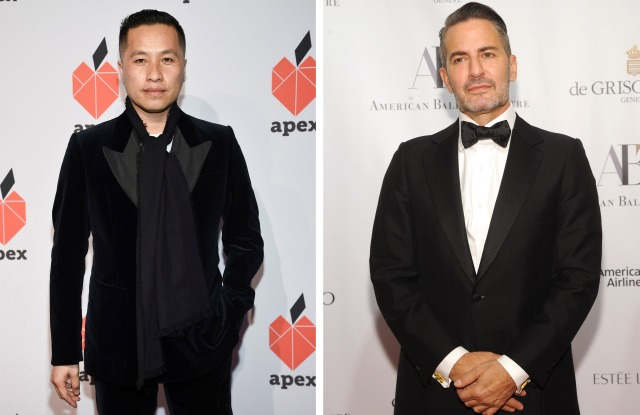 Phillip Lim and Marc Jacobs