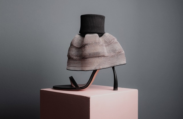 Alfredo Piferi's sandal.