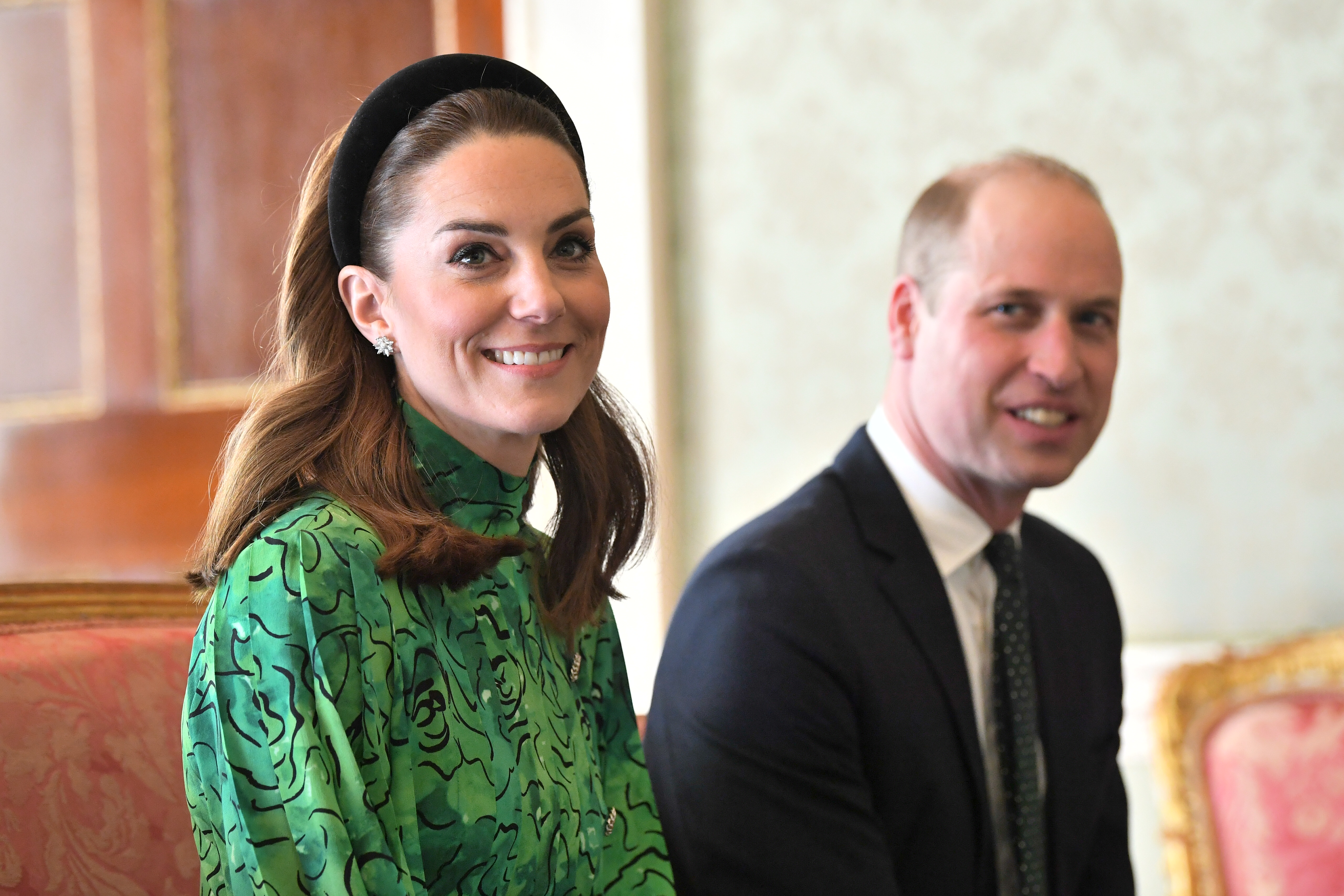 Photos of Prince William and Kate Midleton in Ireland 2020