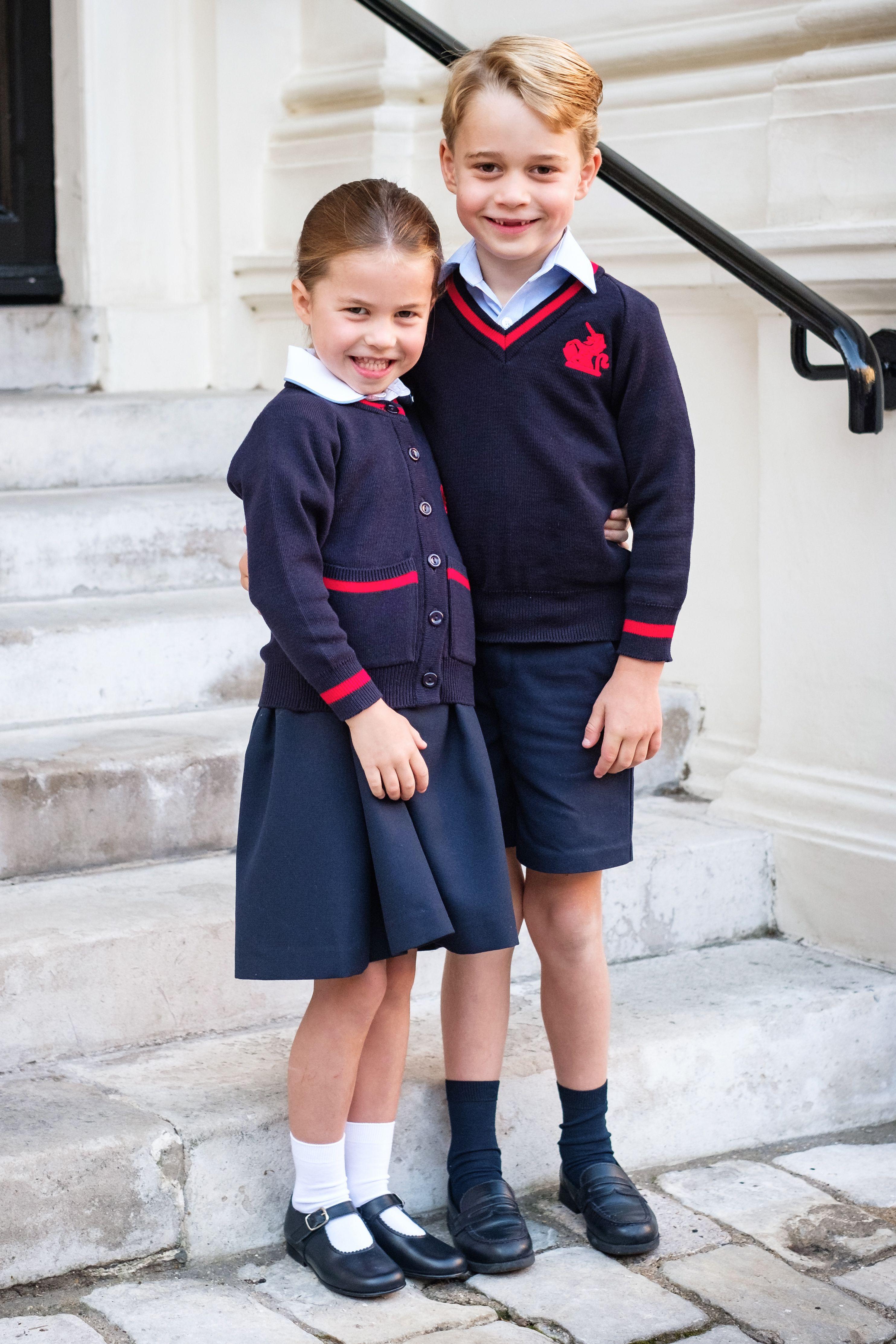 Prince George and Princess Charlotte Will Be Homeschooled Amid Coronavirus Pandemic
