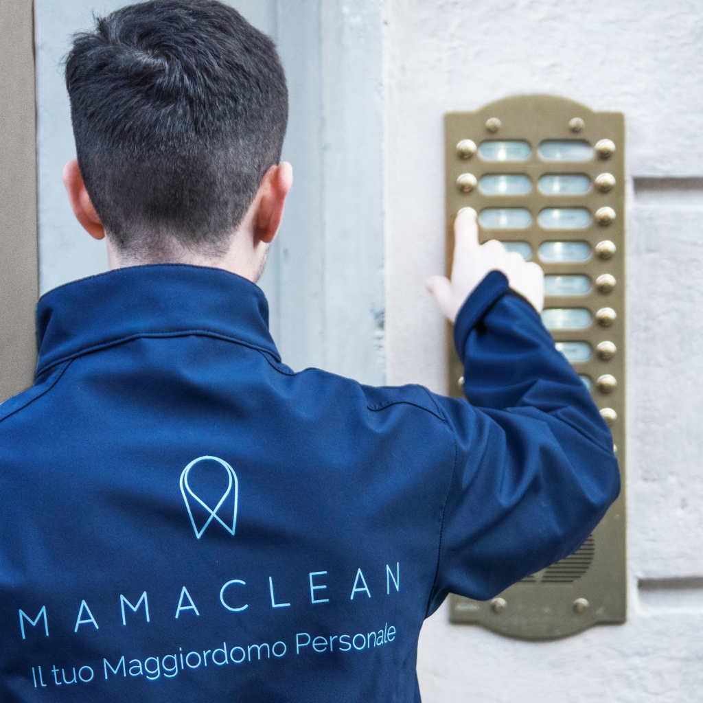 MamaClean on-demand dry-cleaning service