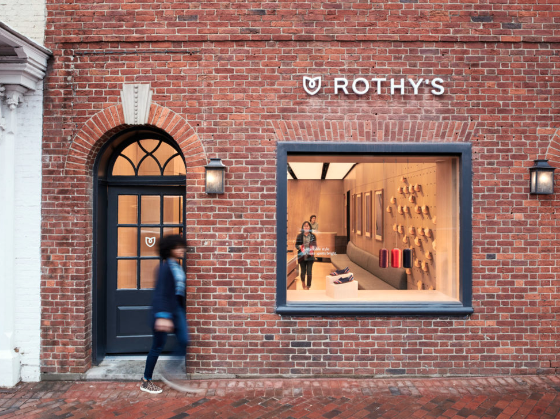 Rothy's store