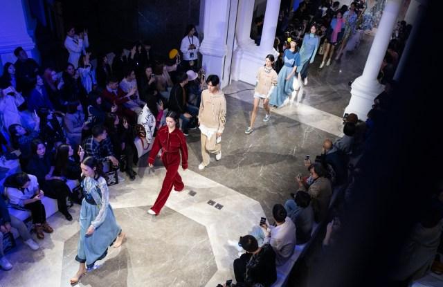 WWD China, China Fashion Week