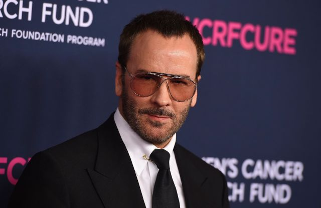 Tom Ford attends the 2020 An Unforgettable Evening at Beverly Wilshire on in Beverly Hills, Calif2020 An Unforgettable Evening, Los Angeles, USA - 27 Feb 2020