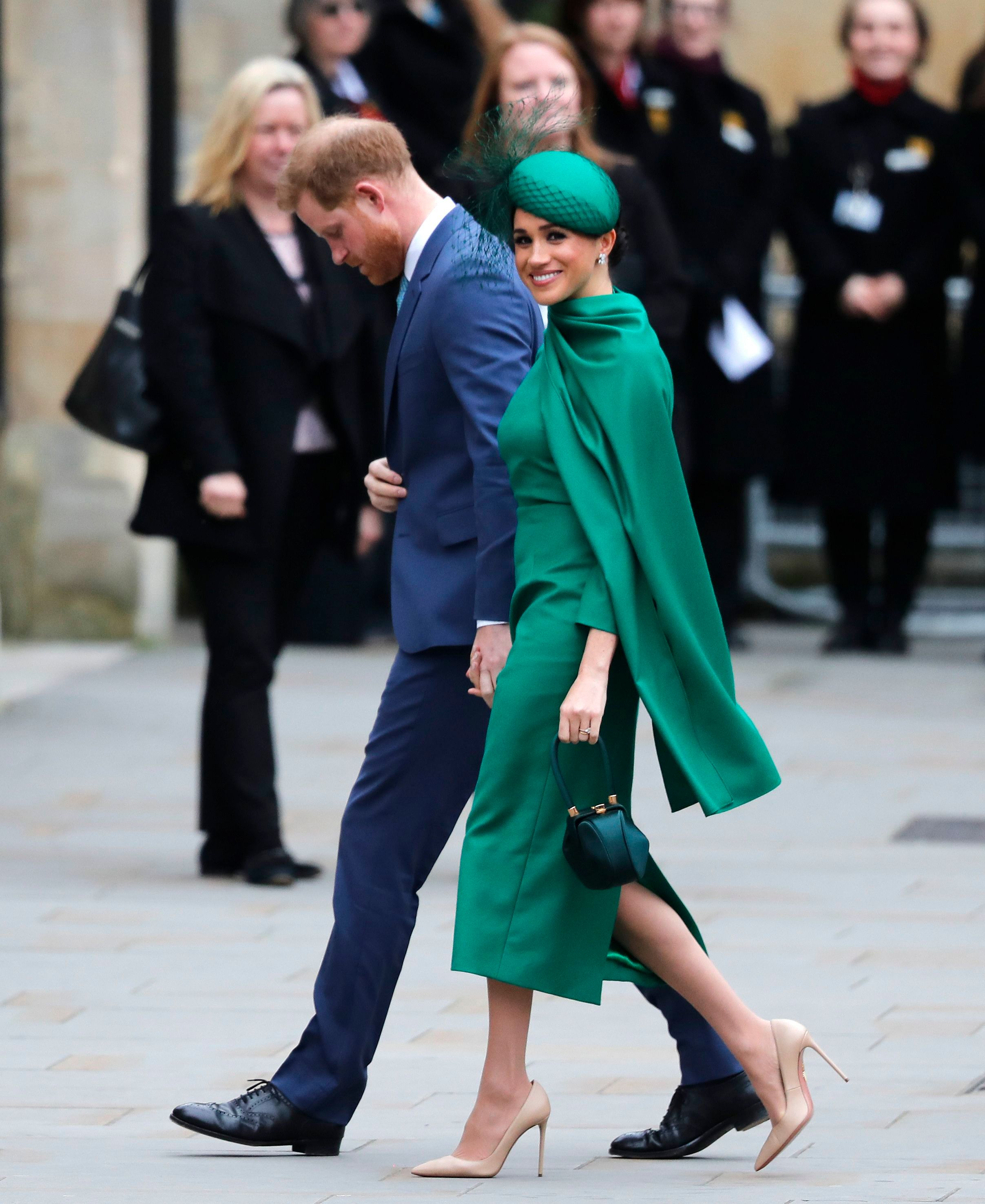The Farewell Tour: Prince Harry, Meghan Markle Return to U.K.for Final Round of Official Visits