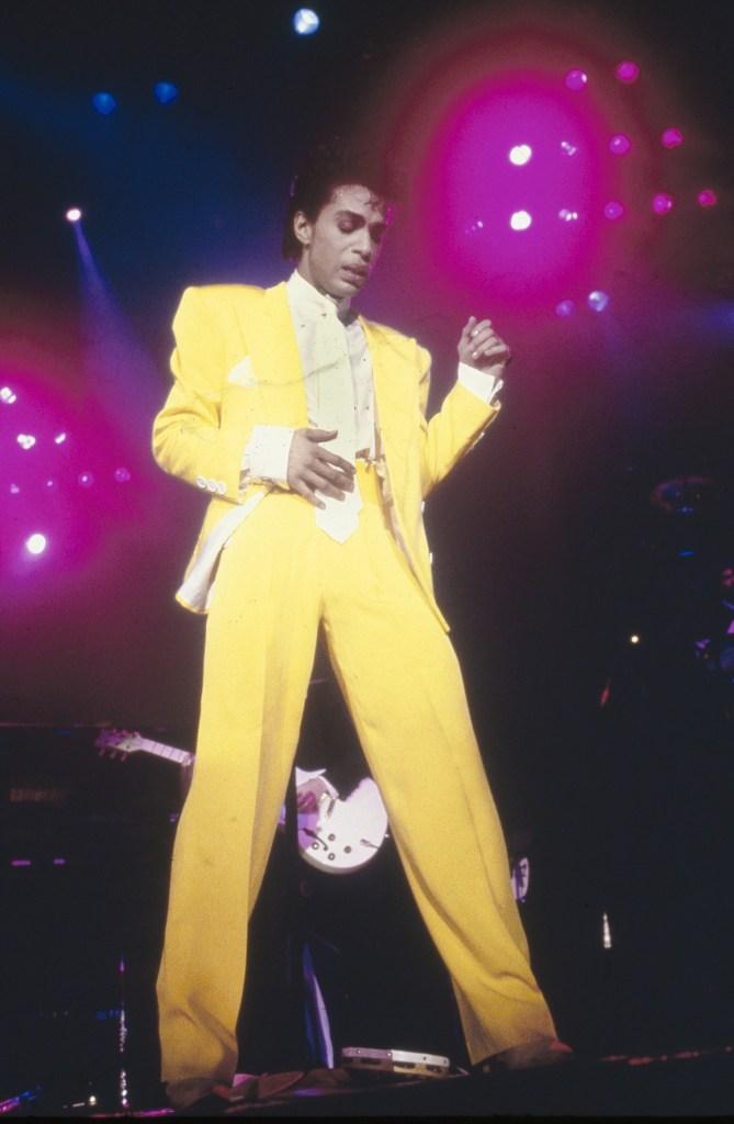Prince in concert at Wembley Arena, London, BritainVarious