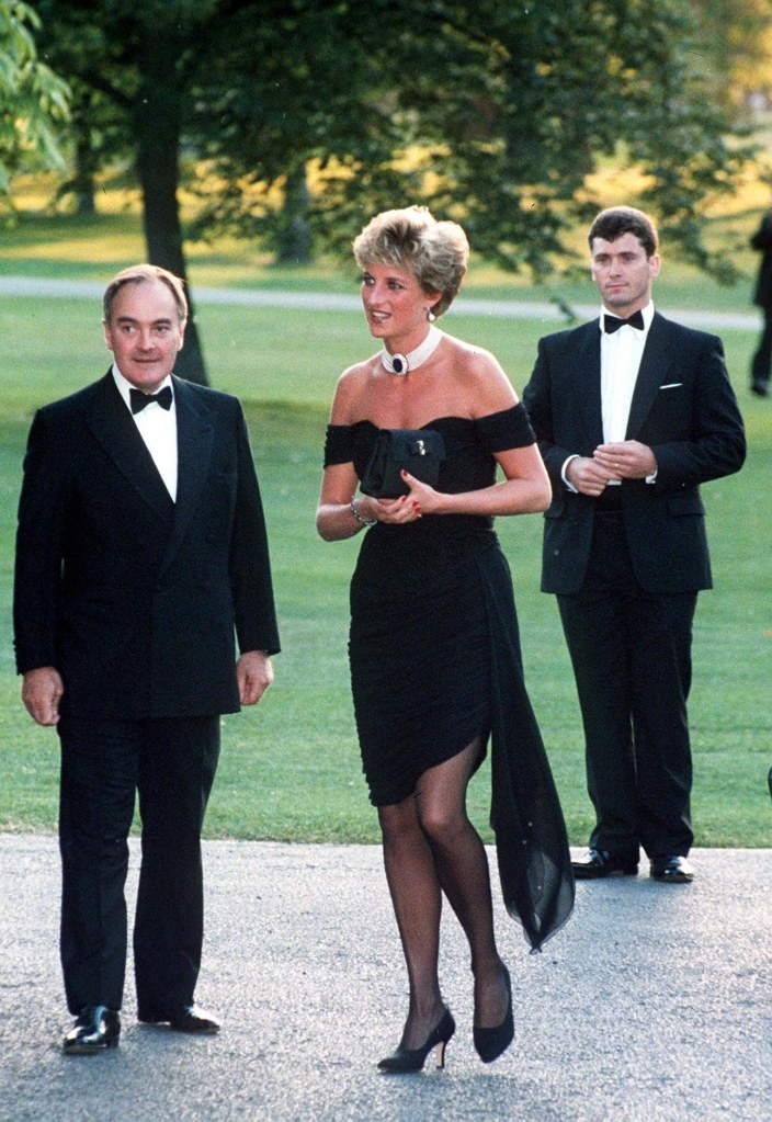 PRINCESS DIANA AND PETER PALUMBOCharity Dinner at the Serpentine Gallery, Hyde Park, London, Britain - 1994