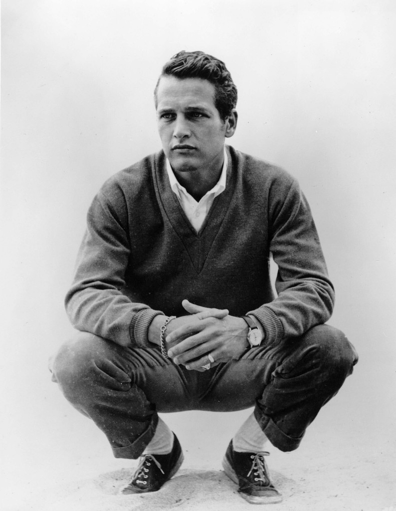 Editorial use only. No book cover usage.Mandatory Credit: Photo by Kobal/Shutterstock (5867603b)Paul NewmanPaul Newman - 1958Portrait