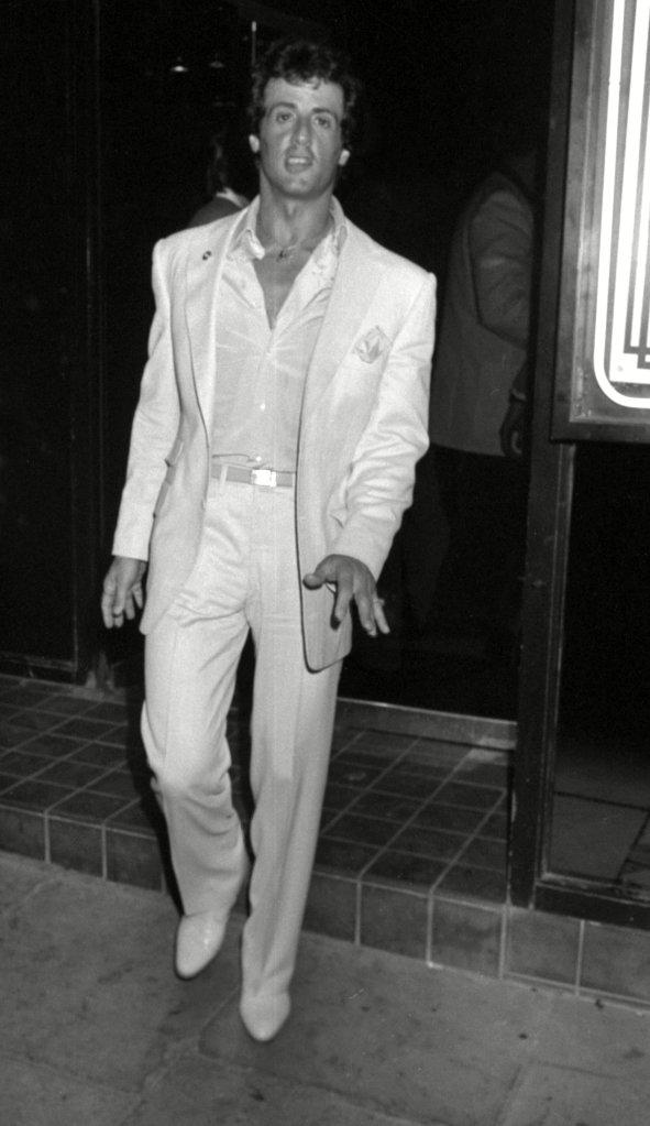 Sylvester Stallone at Inn On the Park Sylvester StalloneSylvester Stallone at Inn On the Park - 04 Sep 1981