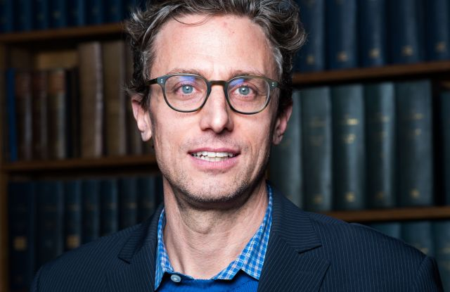Jonah Peretti, American internet entrepreneur, CEO of Buzzfeed and co-founder of the Huffington PostJonah Peretti at The Oxford Union, UK - 28 Feb 2018
