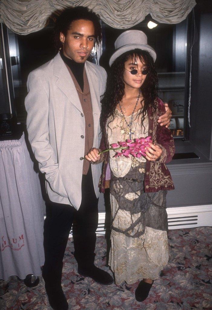 Lenny Kravitz Lisa Bonet 1980VARIOUS