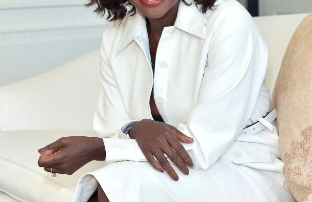 BEVERLY HILLS, CALIFORNIA - MARCH 03: Viola Davis joins L'Oréal Paris to celebrate the launch of Age Perfect Cosmetics on March 03, 2020 in Beverly Hills, California. (Photo by Stefanie Keenan/Getty Images for L'Oréal Paris )