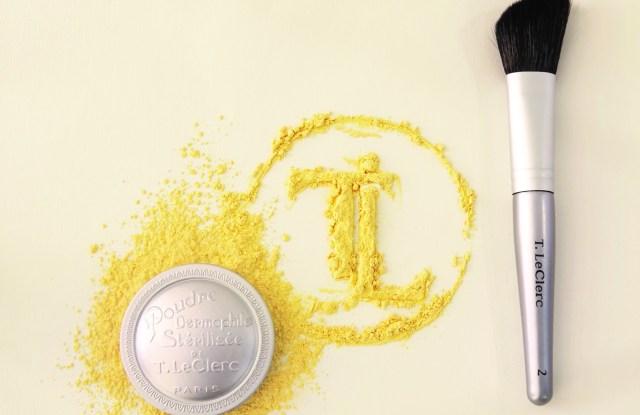 T. LeClerc powder