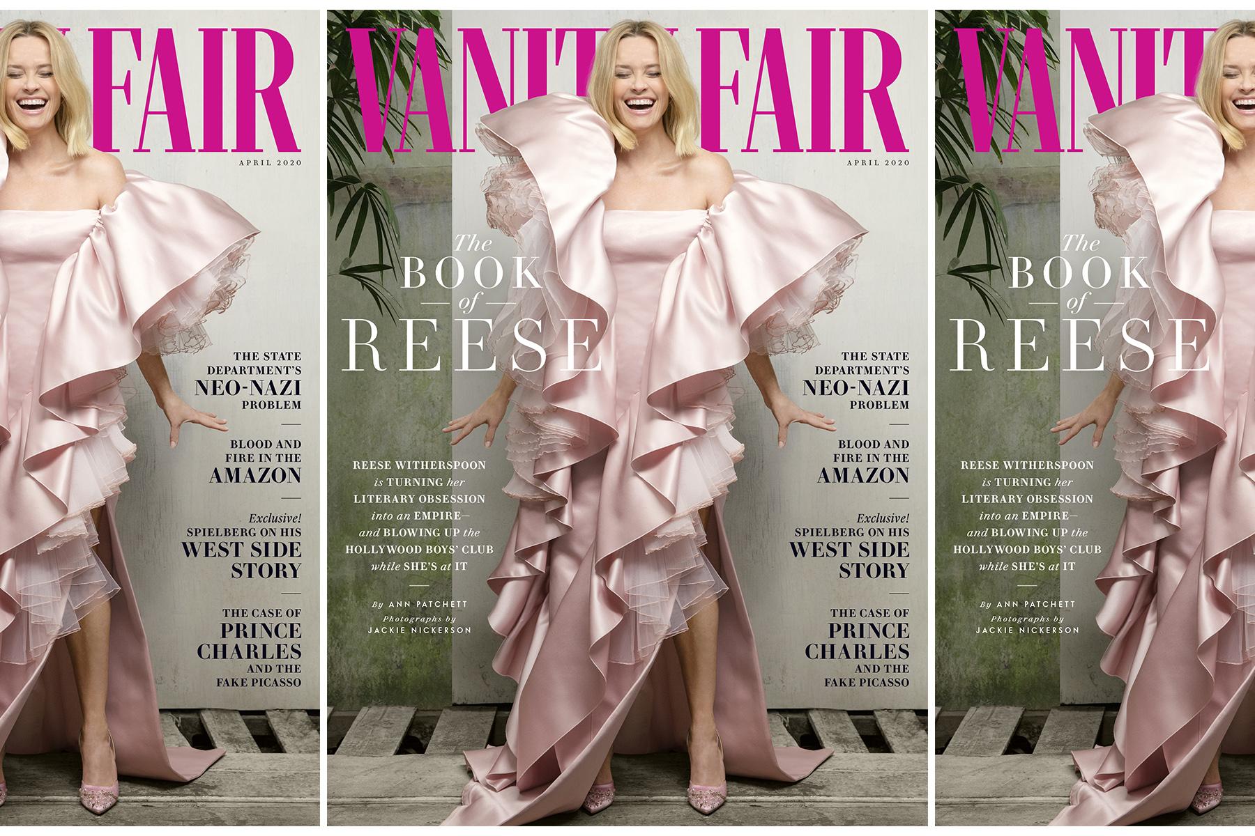 The latest Vanity Fair cover