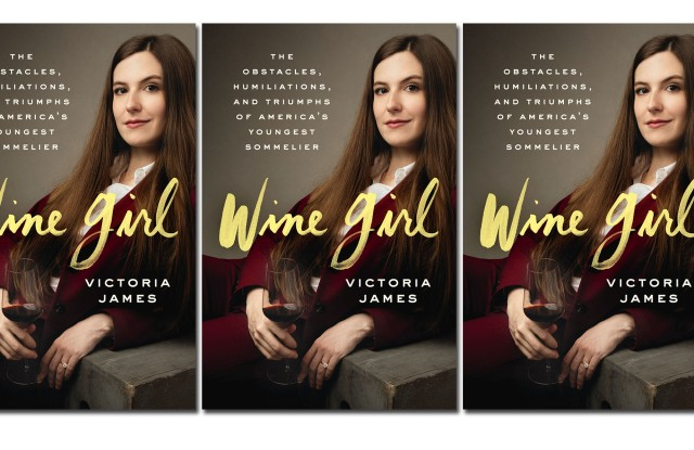 """""""Wine Girl"""" by Victoria James"""