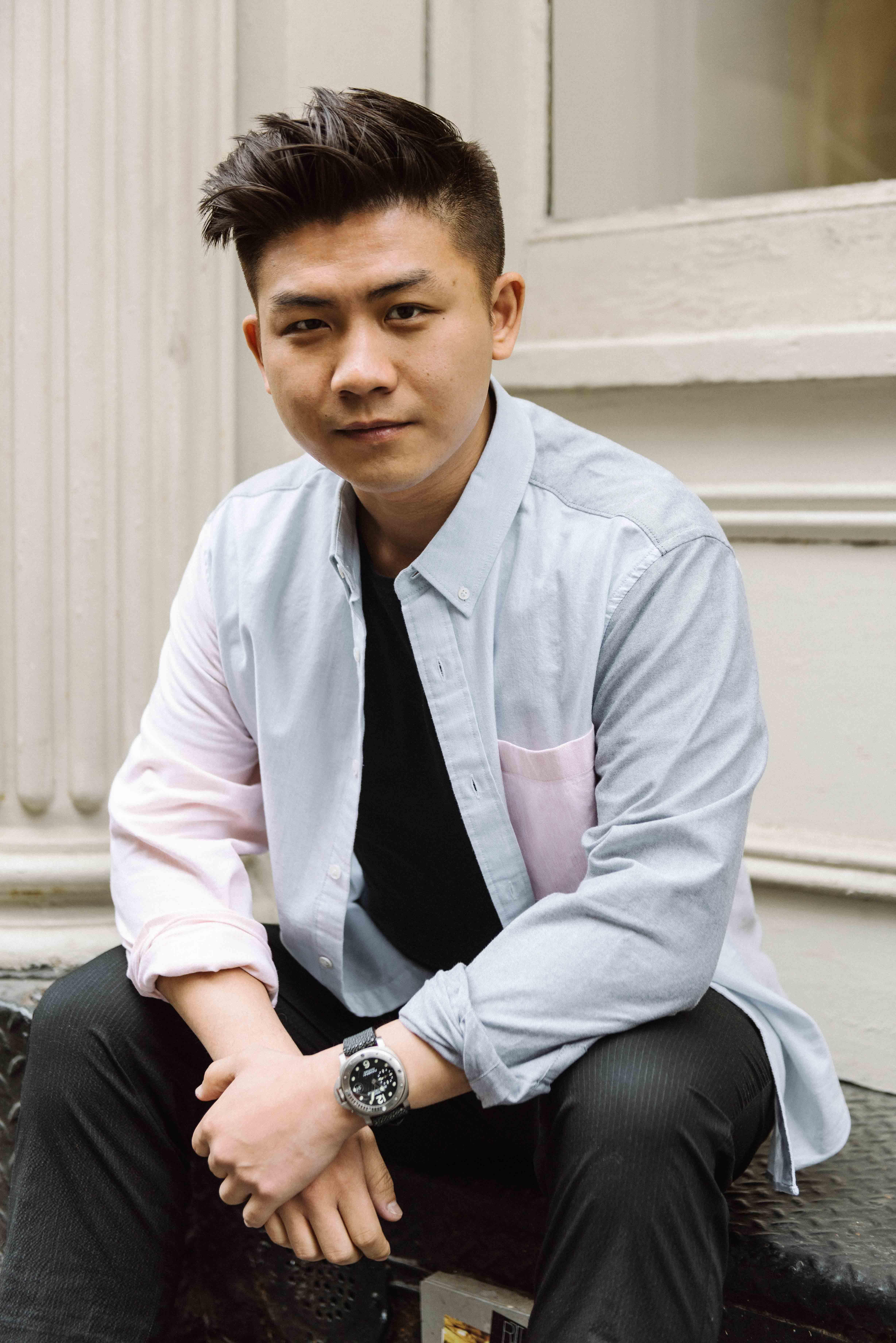 Brian Chung of O.N.S.