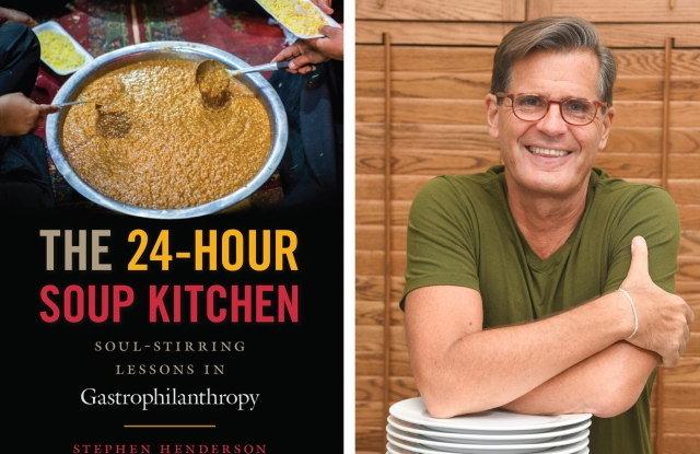 """The 24-Hour Soup Kitchen"" by Stephen Henderson."