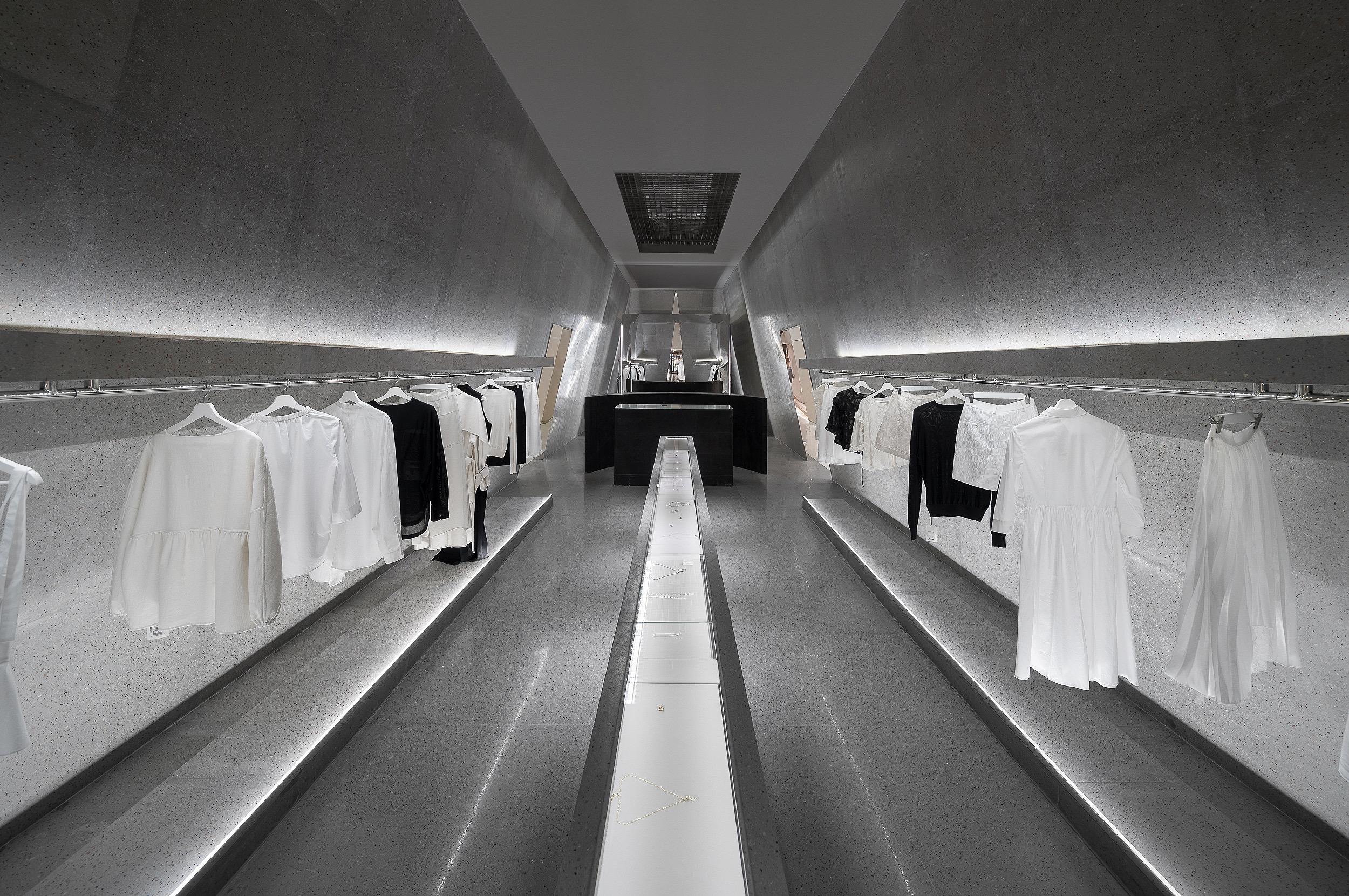 Inside of SND flagship in Shin Kong Place Chongqing