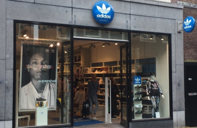 Adidas has backtracked and will pay its rent during the lockdown. Last week, it said it wouldn't.
