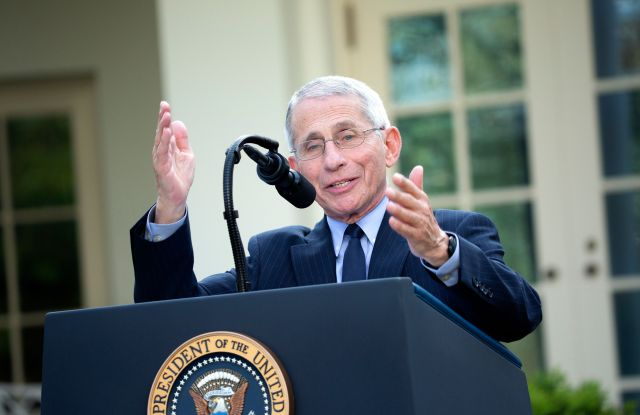 People Editor Responds to Petition to Name Dr. Anthony Fauci 'Sexiest Man Alive'
