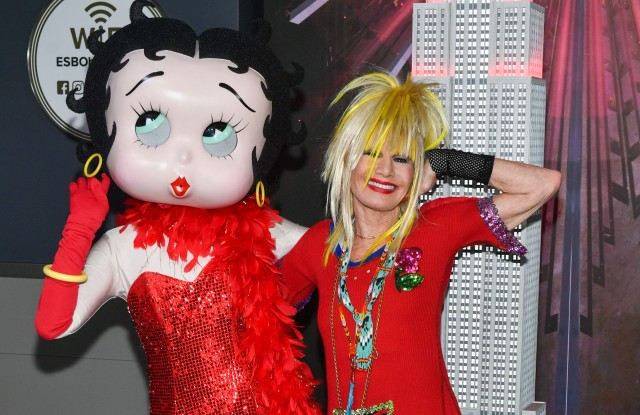 Betty Boop and Betsey Johnson