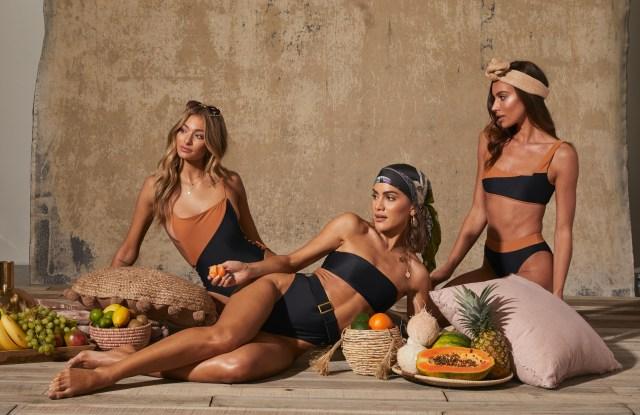 Camila Coelho collection swim revolve