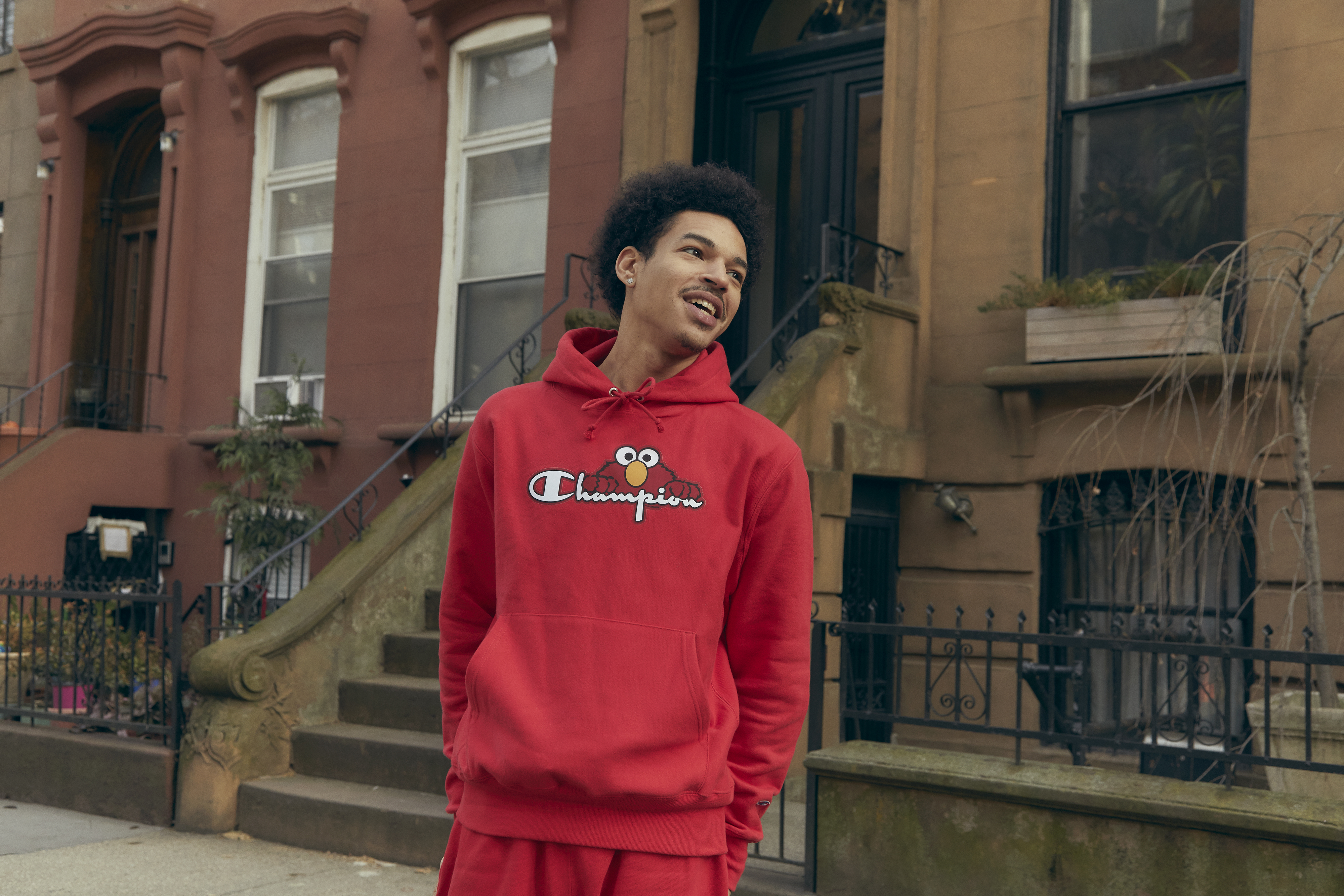 Champion Teams With Sesame Street on Capsule Collection