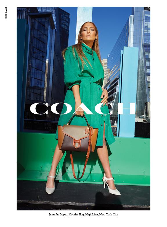 Coach Jennifer Lopez