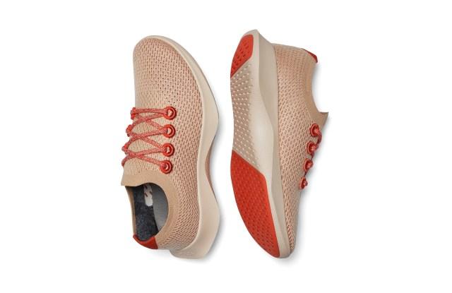 Allbirds' Dasher running shoe.