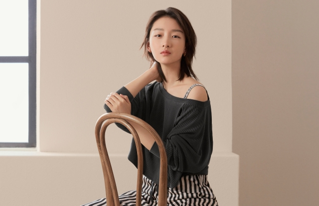 Zhou Dongyu is the new face of Victoria's Secret in China