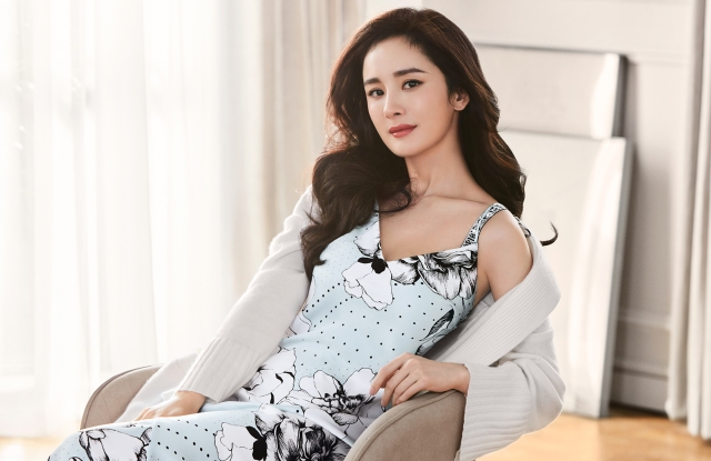 Yang Mi is the new face of Victoria's Secret in Asia