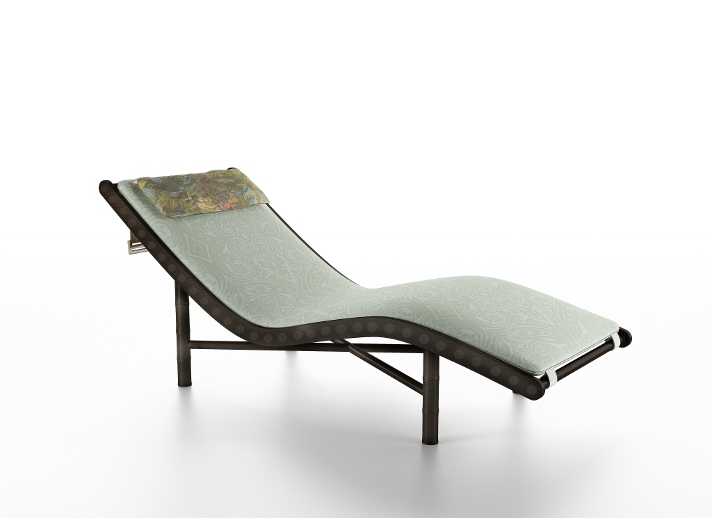 Etro Home Menfi chaise-longue