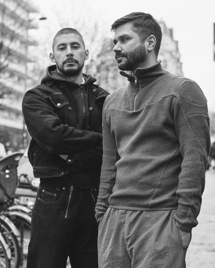 Benjamin Huseby and Serhat Isik