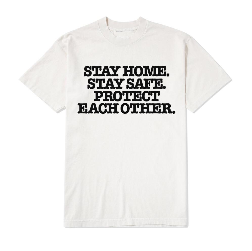 Harry Styles Releases T-Shirt Benefiting Coronavirus Relief Efforts