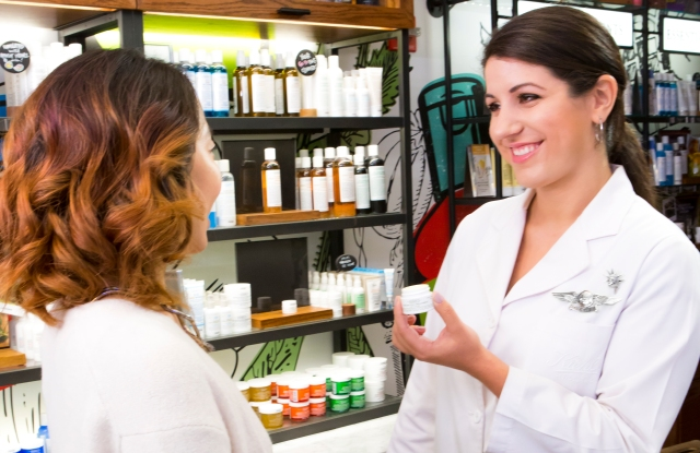 Kiehl's in-store consultations healthy skin hub