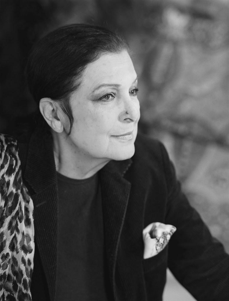 Leïla Menchari.