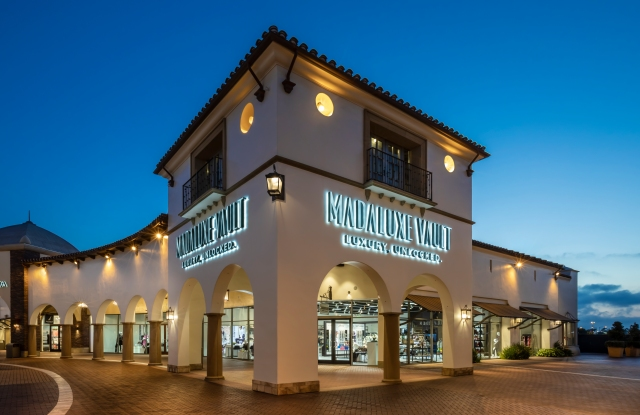 The MadaLuxe Vault store in San Clemente, Calif.