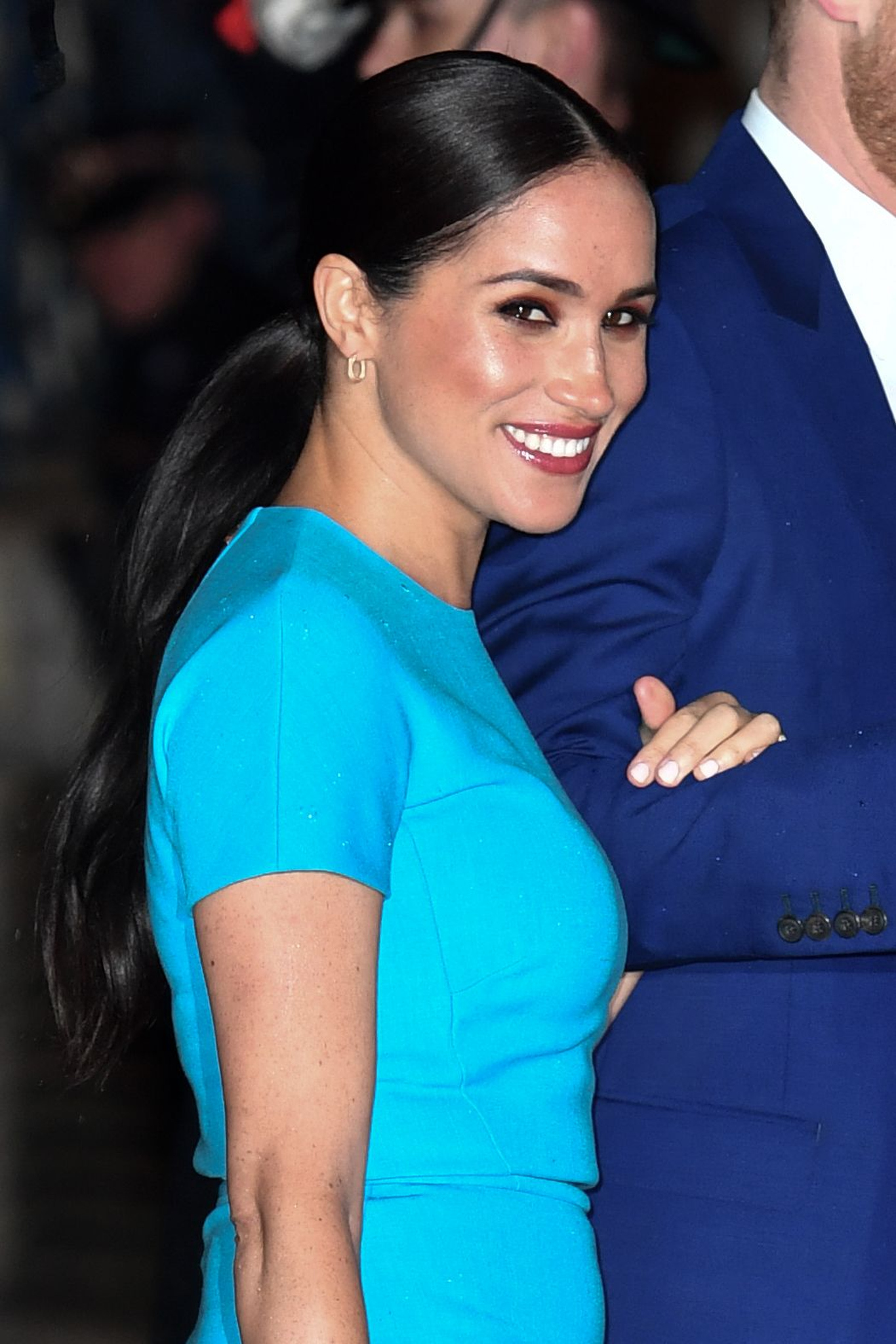 Meghan at the annual Endeavour Fund Awards.