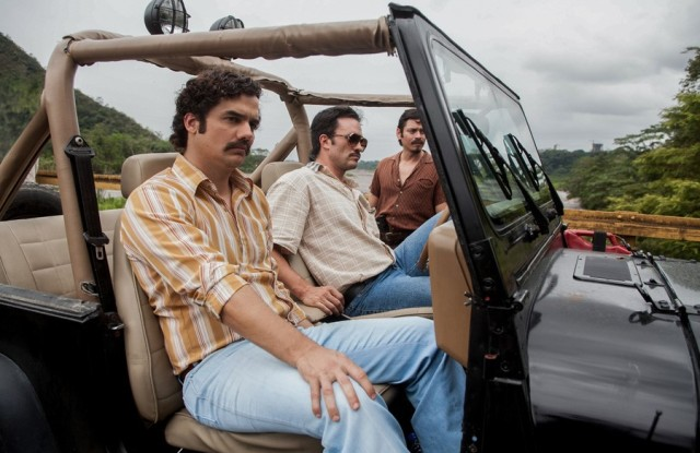 """Narcos"" was just renewed for a fifth season on Netflix."
