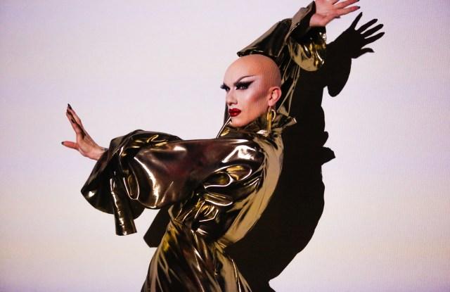 Sasha Velour Quibi Nightgowns