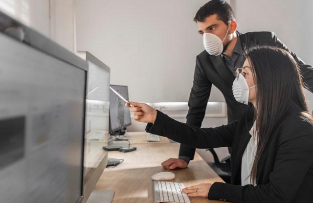 office, coronavirus