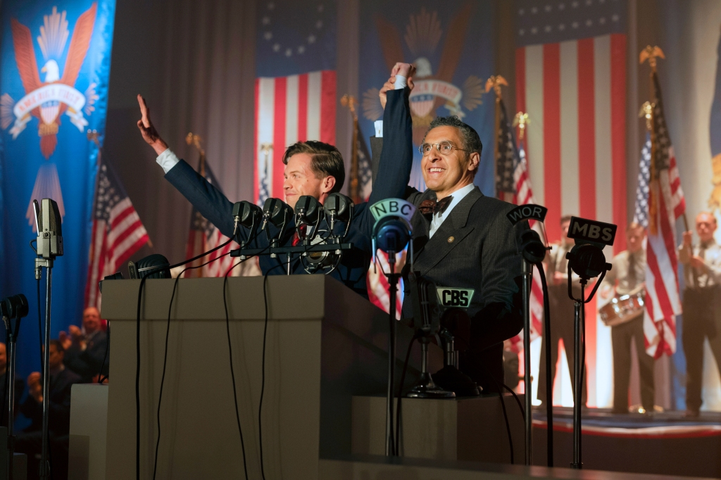The Plot Against America TV show
