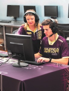 Champion was an early adopter of the e-sports movement.