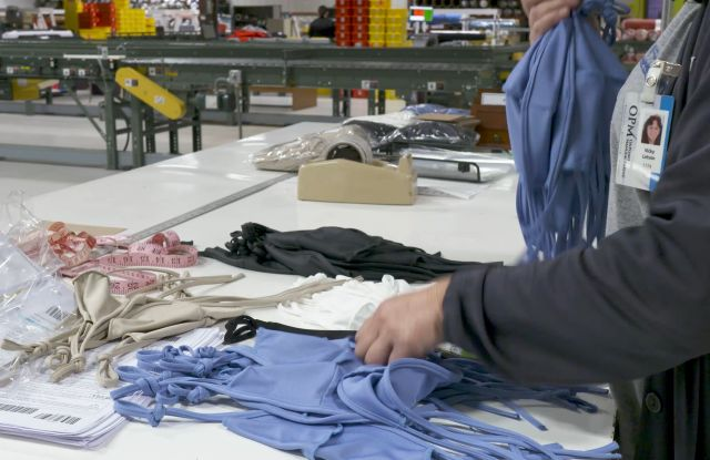 Video: Get Inside Look How PPE