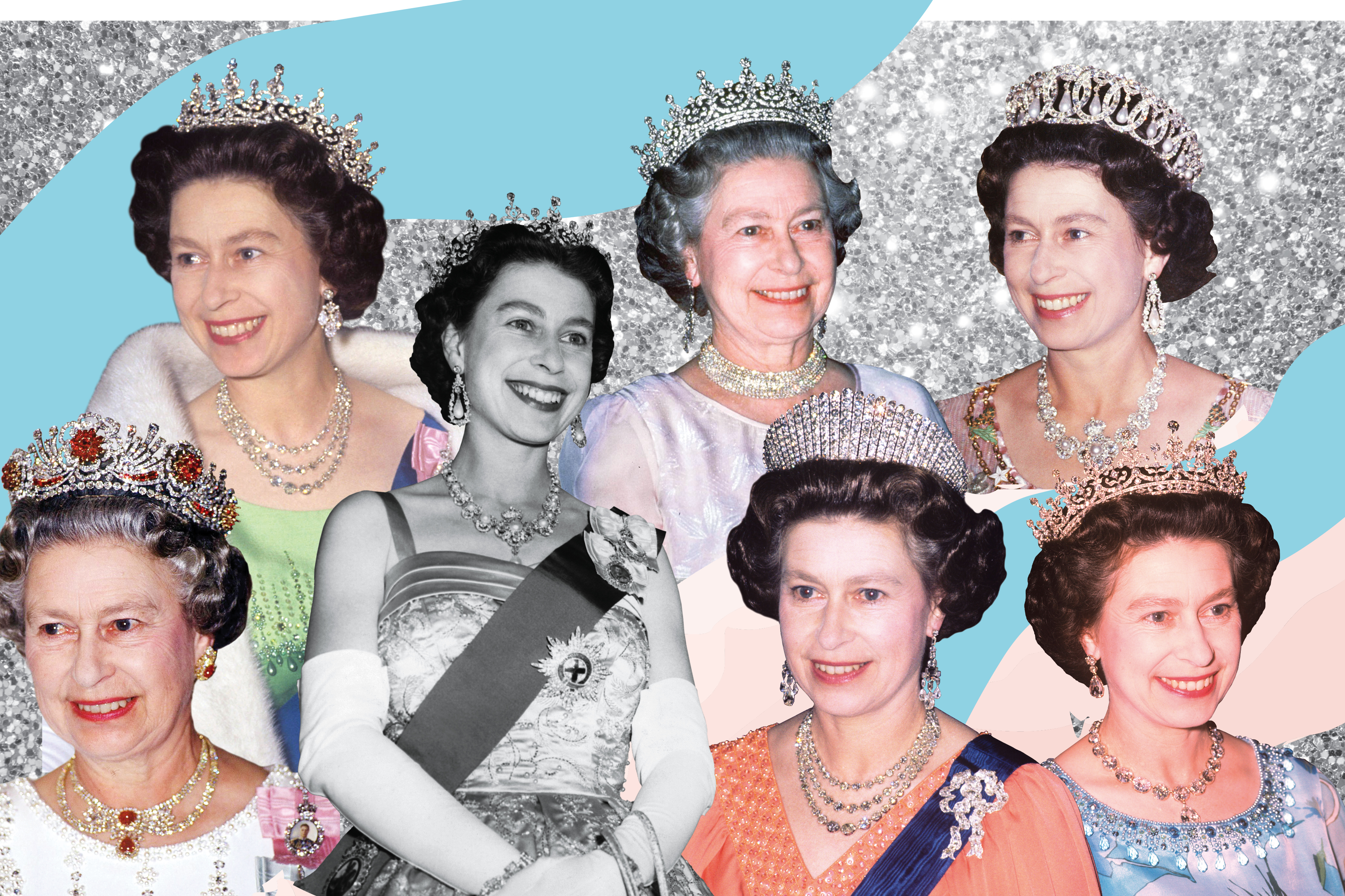 queen elizabeth s tiaras photos of her most lavish tiaras wwd queen elizabeth s tiaras photos of her