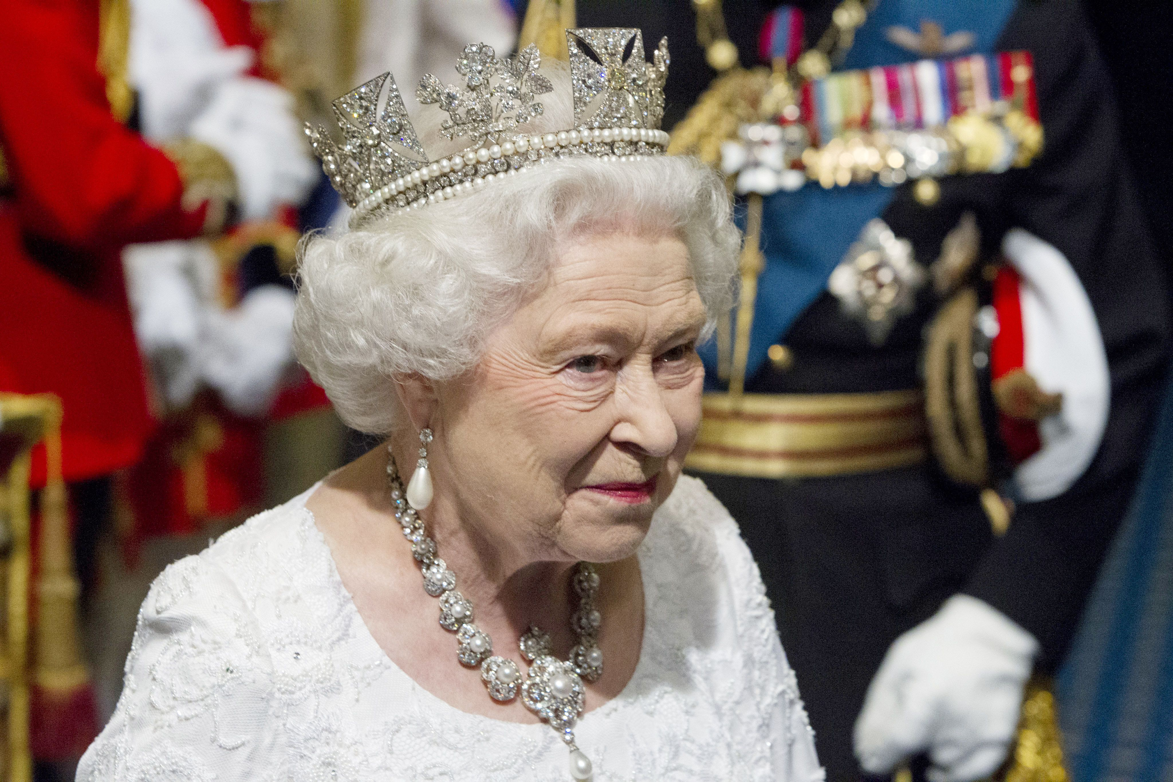 A Look at Queen Elizabeth's Most Extravagant Tiaras