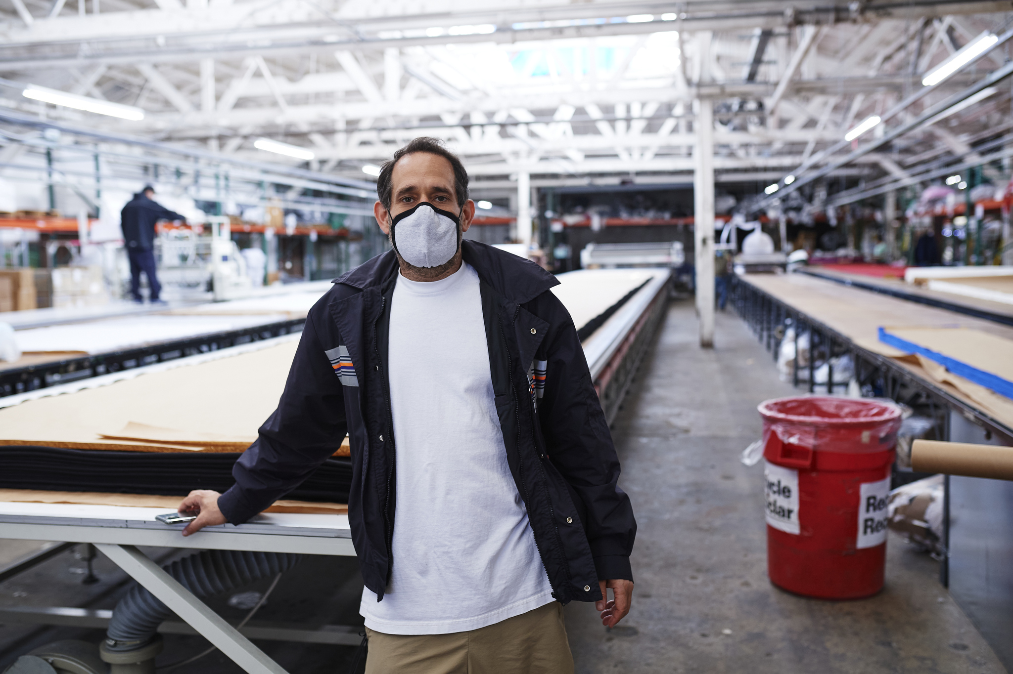 Dov Charney founded Los Angeles Apparel in 2016, a vertically-integrated brand follow-up to his previous venture, American Apparel.