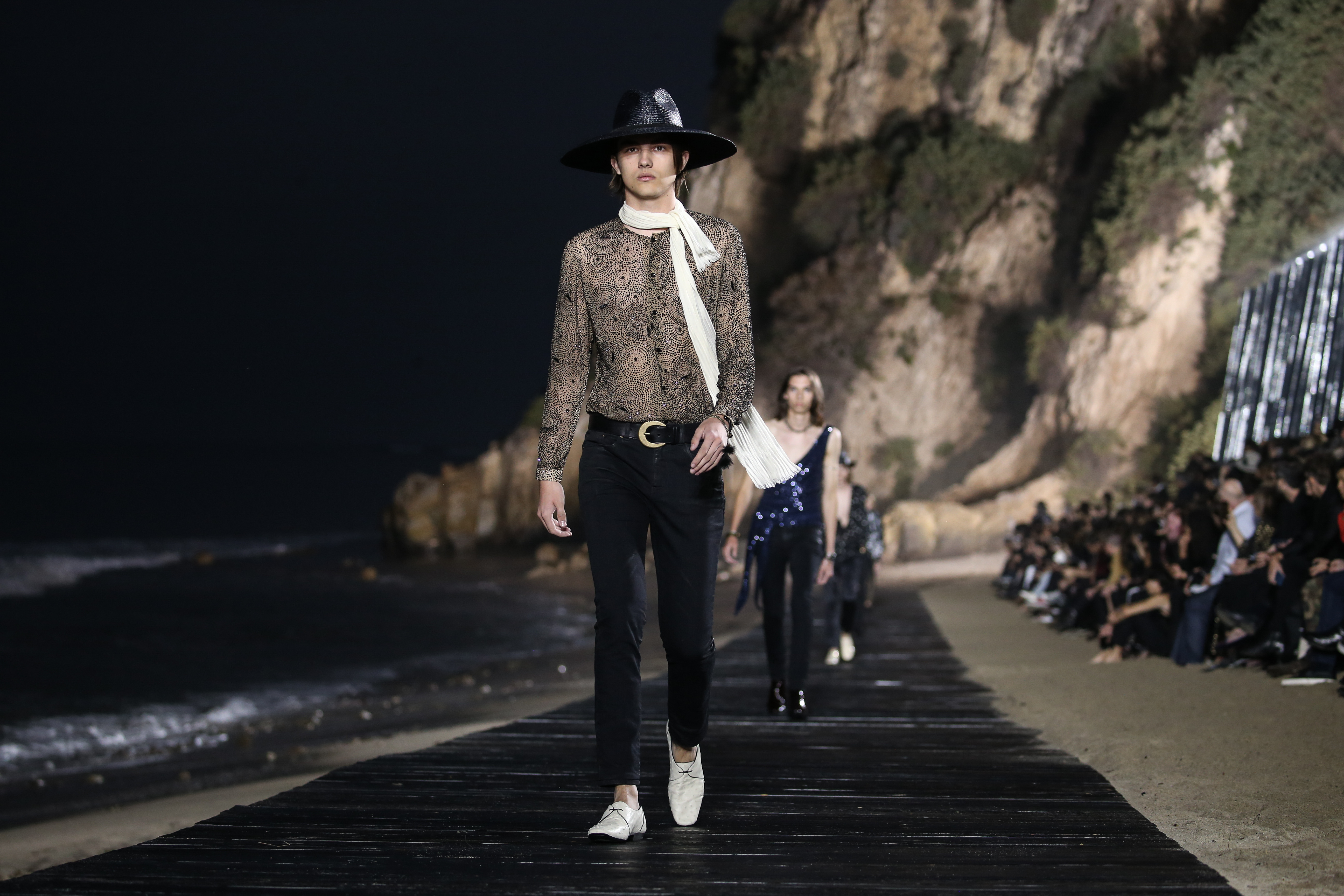 Saint Laurent Men's Spring 2020