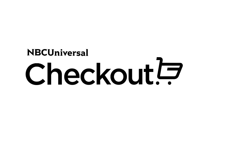 The logo for NBCUniversal's first digital shopping cart offering.